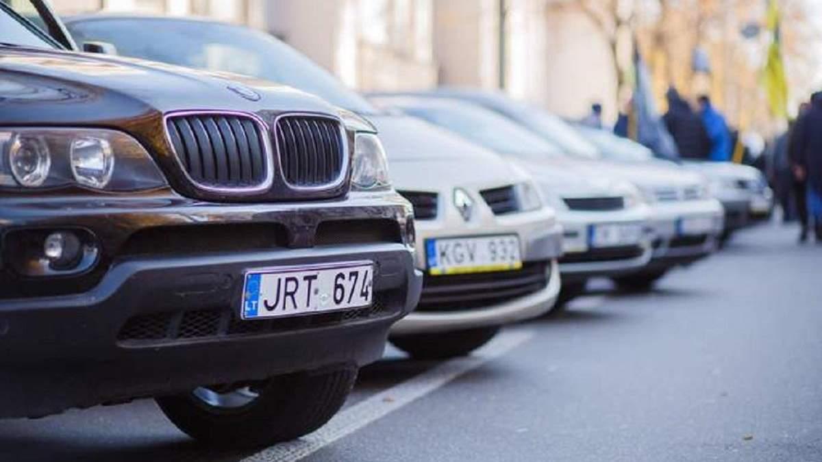Система автофиксации штрафует водителей евроблях: как это работает