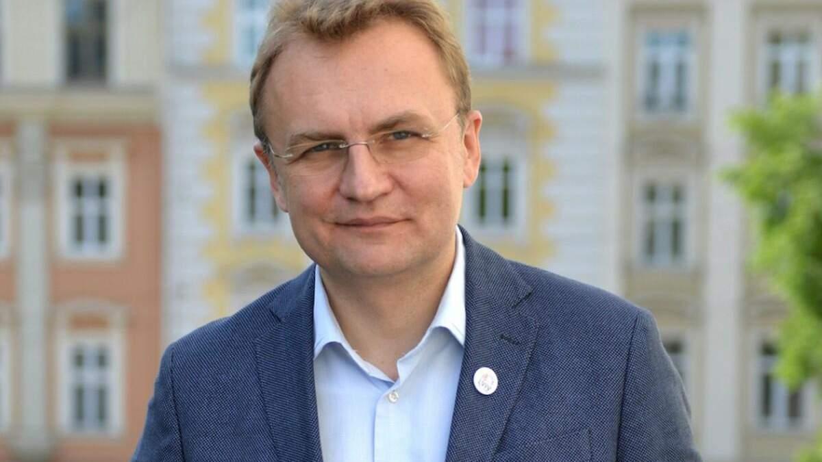 Садовый рассказал об экстренной ситуации с COVID-19 возле Львова