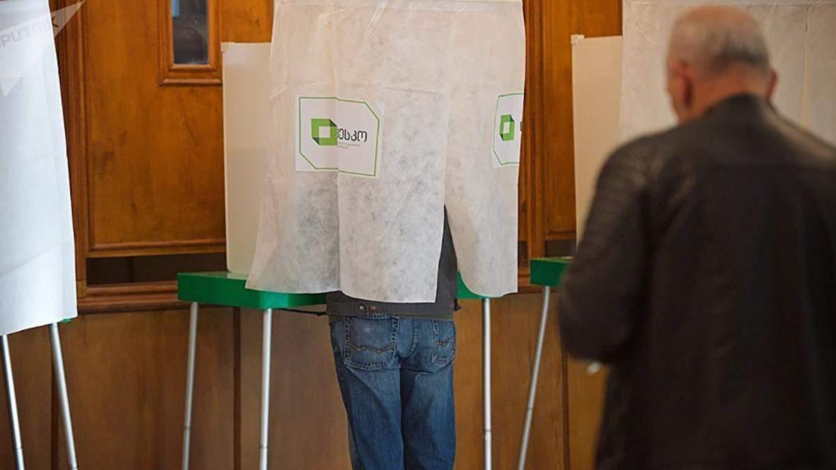 У Грузії 21 листопада 2020 відбувся 2 тур парламентських виборів: усе, що відомо