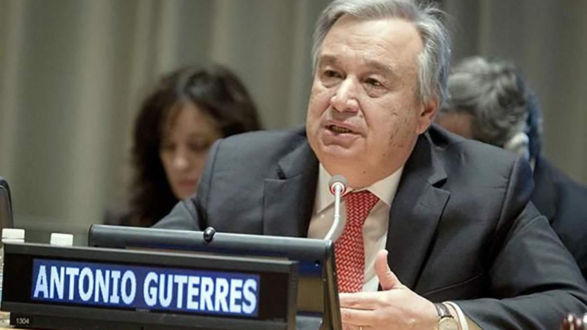 Генсек ООН призвал списать долги беднейшим странам через COVID-19