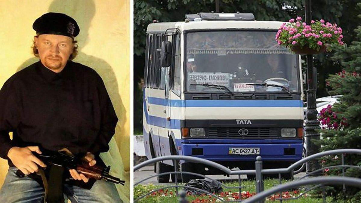 Луцкого террориста Кривоша упекли в психушку Львова