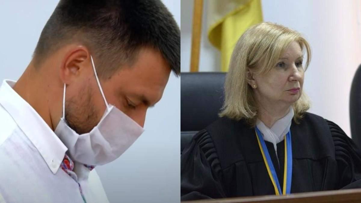Справа суддів Майдану