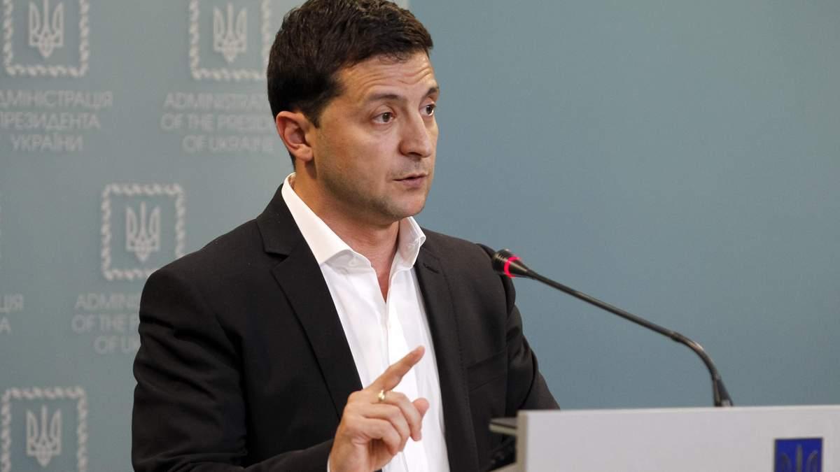 Зеленський підписав закон про допуск слідчих у зону ООС