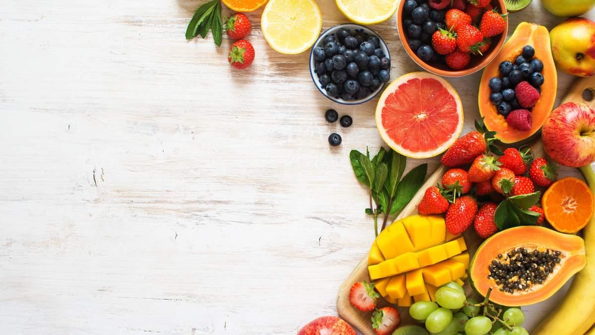Як найкраще вживати фрукти