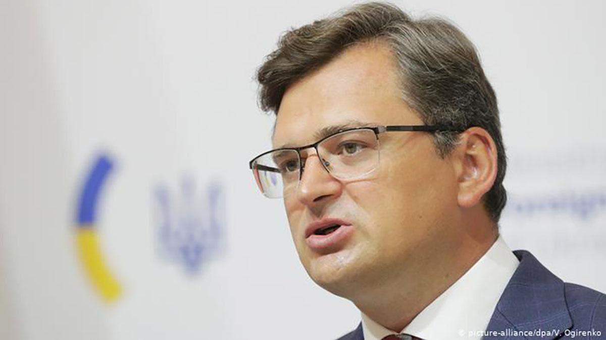 Украина готова присоединиться к процессу восстановления Афганистана, - Кулеба