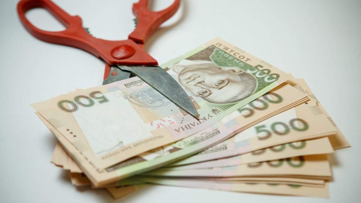 Глава Голоса Железняк заявил, что Украина осталась без денег в 2020 году – в бюджете не хватает минимум 40 миллиардов гривен