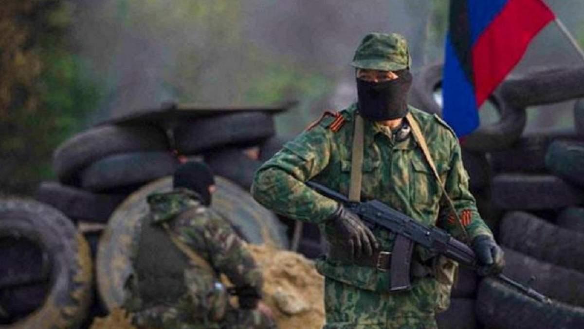 Скільки російських військових зараз на Донбасі