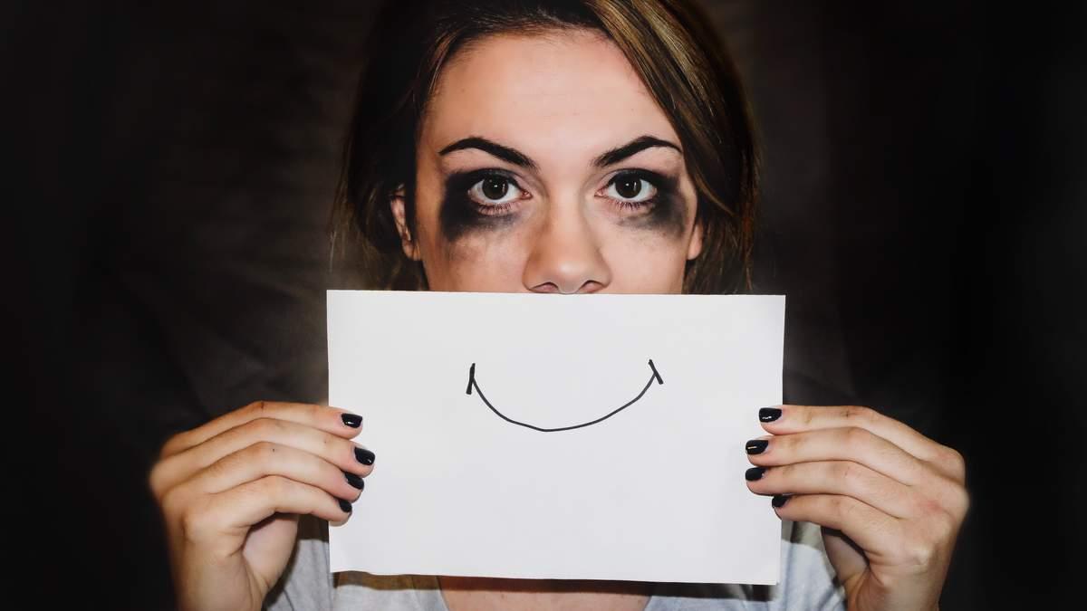 Многие женщины предпочитают не говорить о страданиях