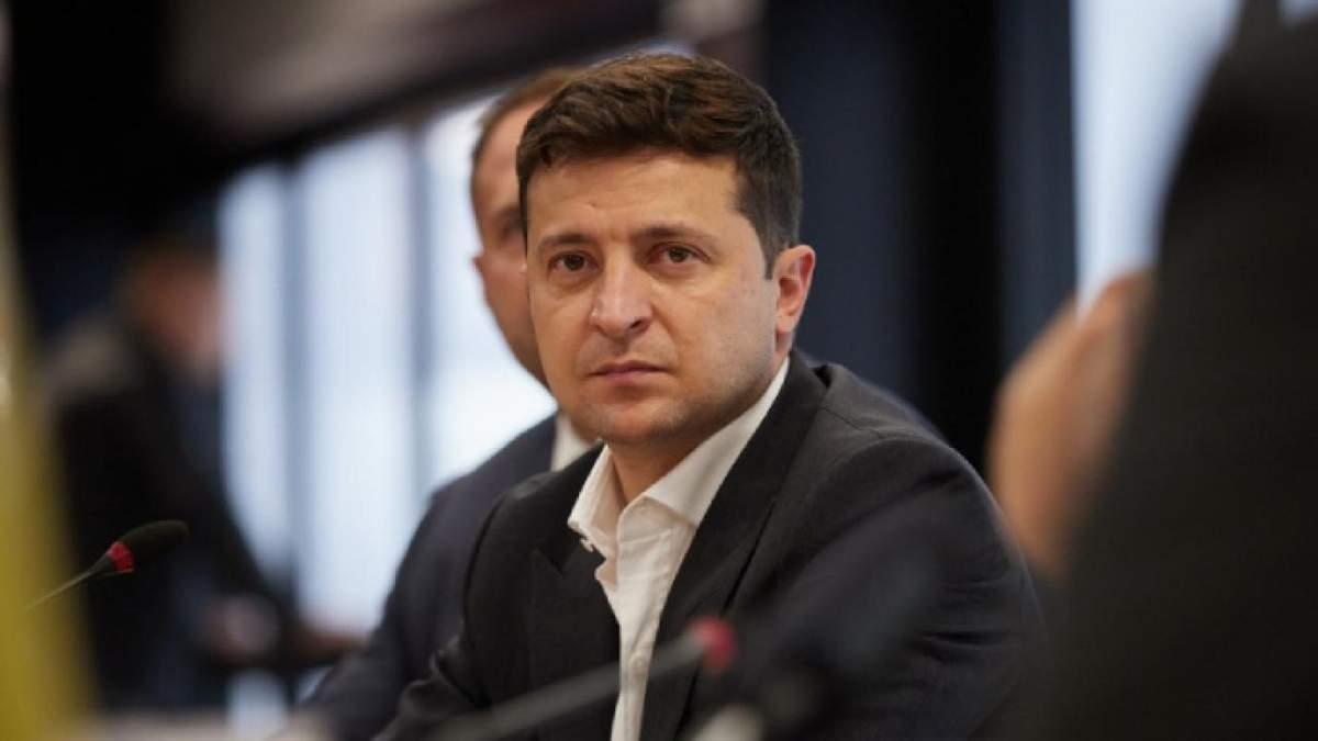 Зеленский обратился к Венецианской комиссии из-за решения КСУ
