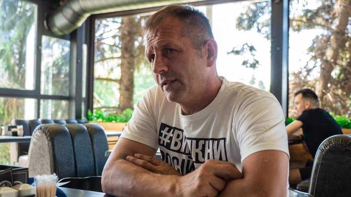 Готовится к очередной операции, - Сенцов рассказал о состоянии Балуха