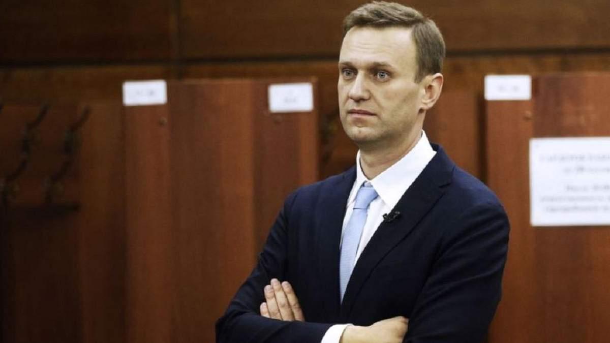 Отруєння Навального: сліди Новачка знайшли не лише на пляшці