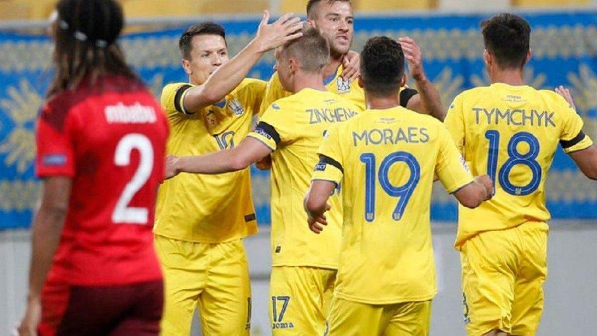 Украина - Швейцария - почему УЕФА присудила поражение Украине - Канал 24