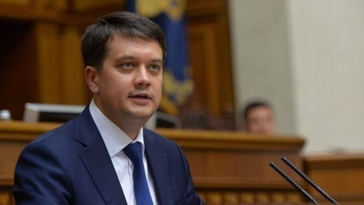Разумков бы не выиграл выборы президента - заместитель председателя ОП