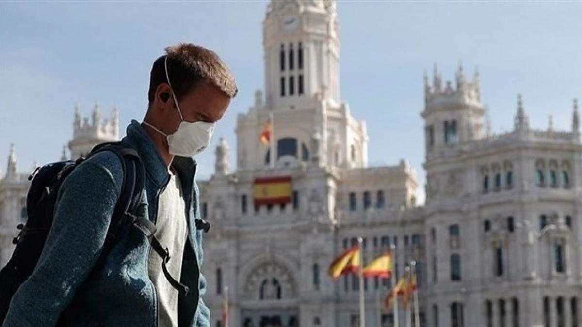 Локдаун Іспанія заборони дата
