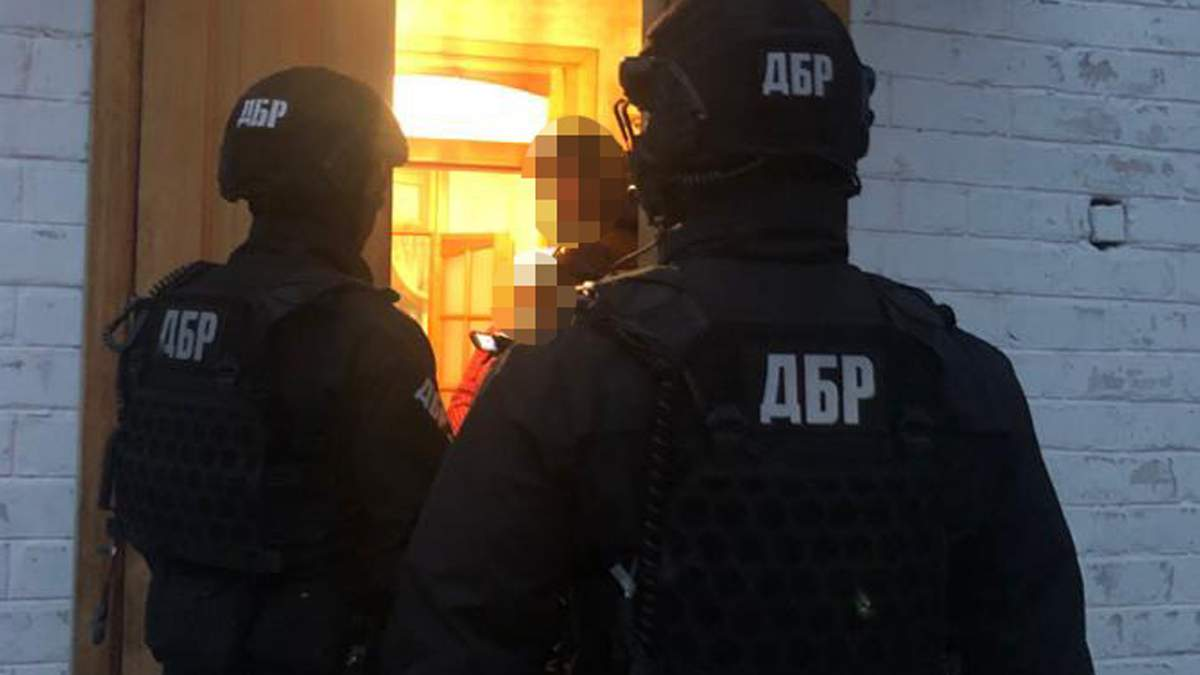 На Киевщине ГБР расследует незаконную вырубку леса