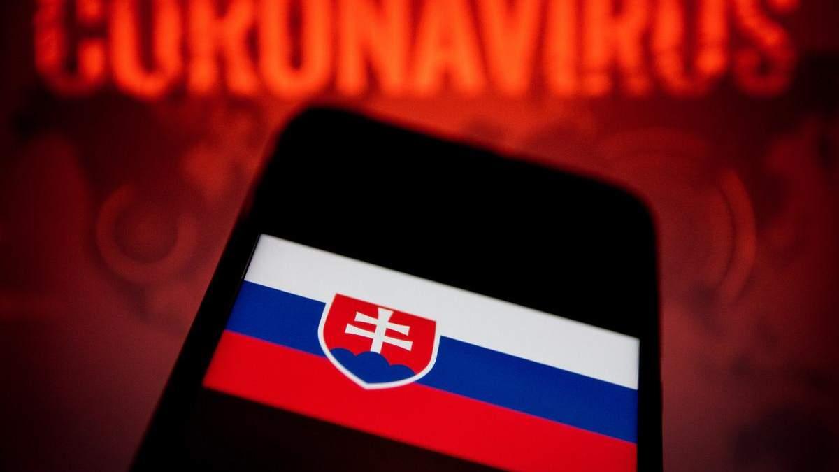 В Словакии перенесли массовое тестирование на COVID-19