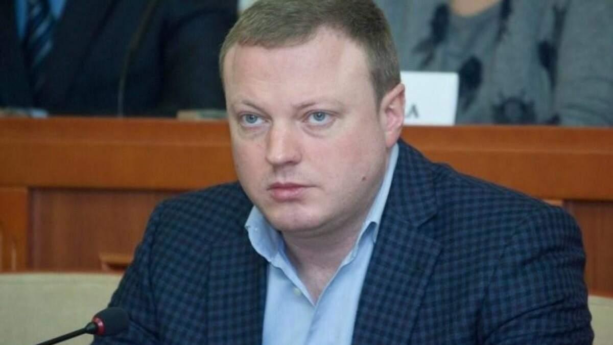 НАБУ и ДФС взялись за голову Днепропетровского облсовета Олийныка
