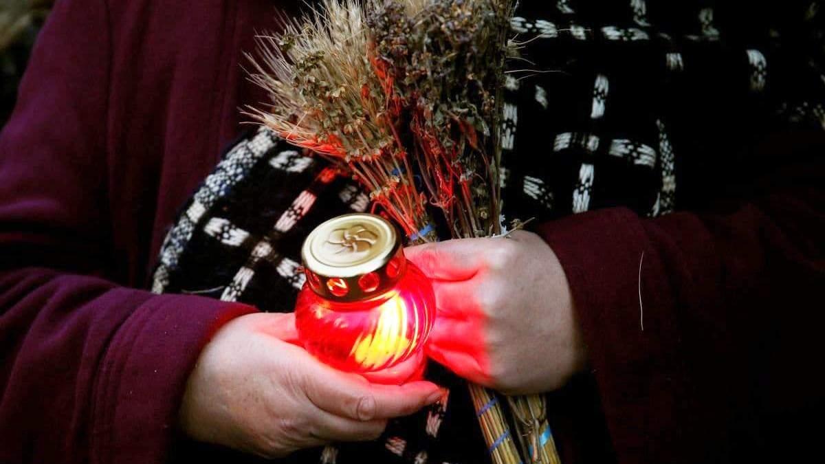 День памяти жертв Голодомора 2020: мероприятия в городах Украины