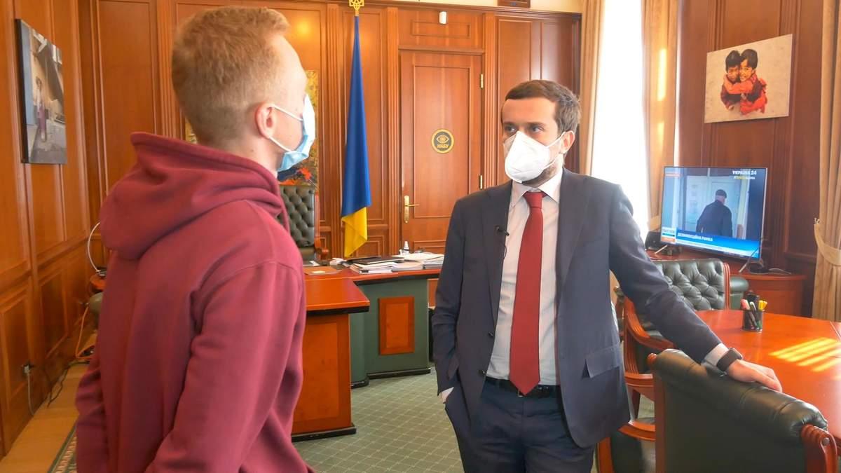 Кирилл Тимошенко оценил работу с Ермаком и Богданом