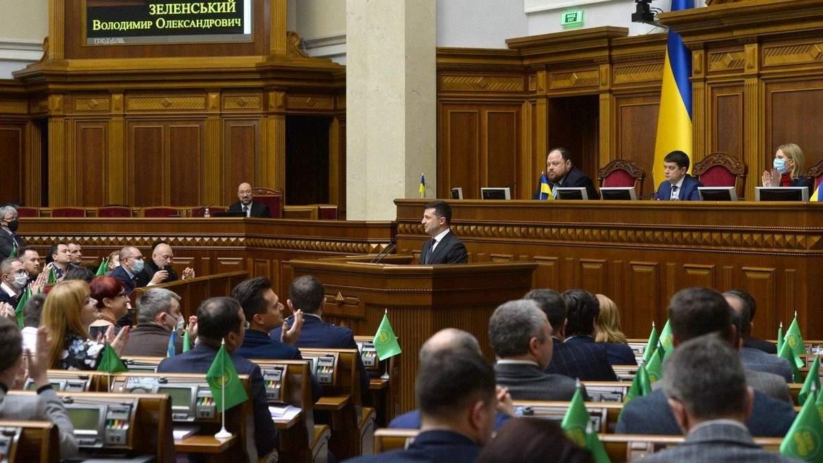 Рейтинг Зеленского в ноябре 2020: результаты опроса - Канал 24
