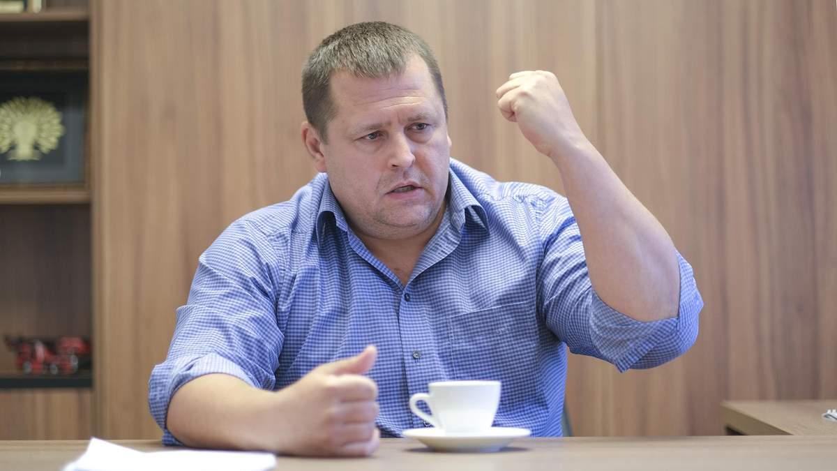 Поховаю вас усіх: Філатов пригрозив Коломойському після виборів