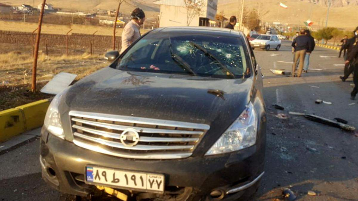 В Иране убили Мохсена Фахризаде – отца ядерной бомбы