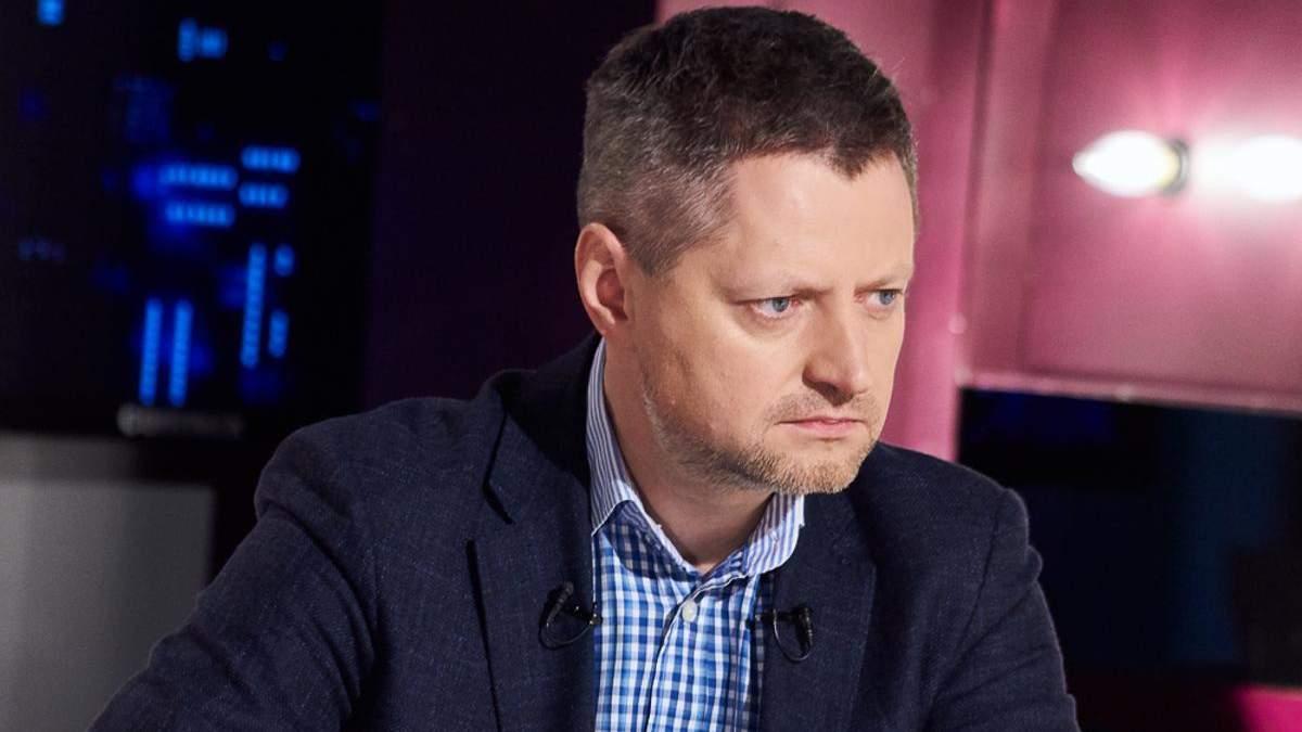 Журналіст Пивоваров заразився COVID-19 після вакцинації Супутником V