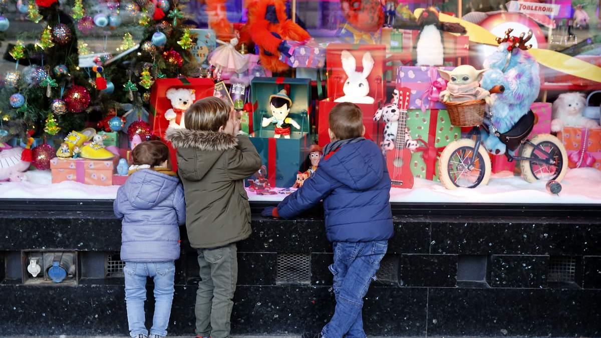 В Украине возможен локдаун на зимние праздники