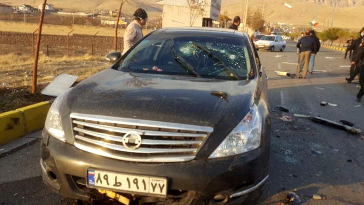 Убийство отца ядерной программы Ирана в ЕС назвали преступлением