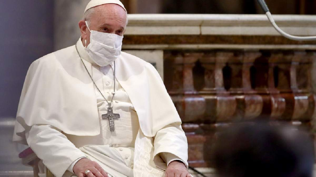 Папа Римский подвел первые итоги пандемии COVID-19: основное