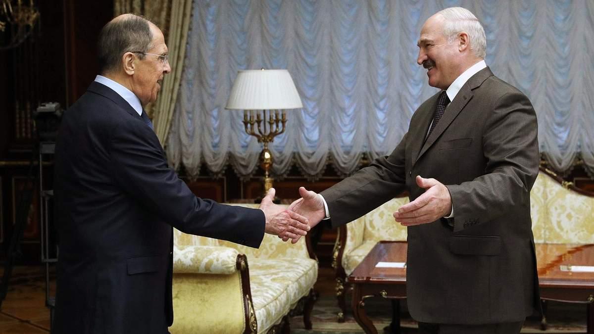 Заангажированная оккупация Беларуси: почему Лавров зачастил в Минск?