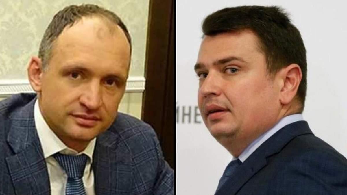 В ОПУ отреагировали на высказывания заместителя Ермака Татарова в отношении директора НАБУ Сытника