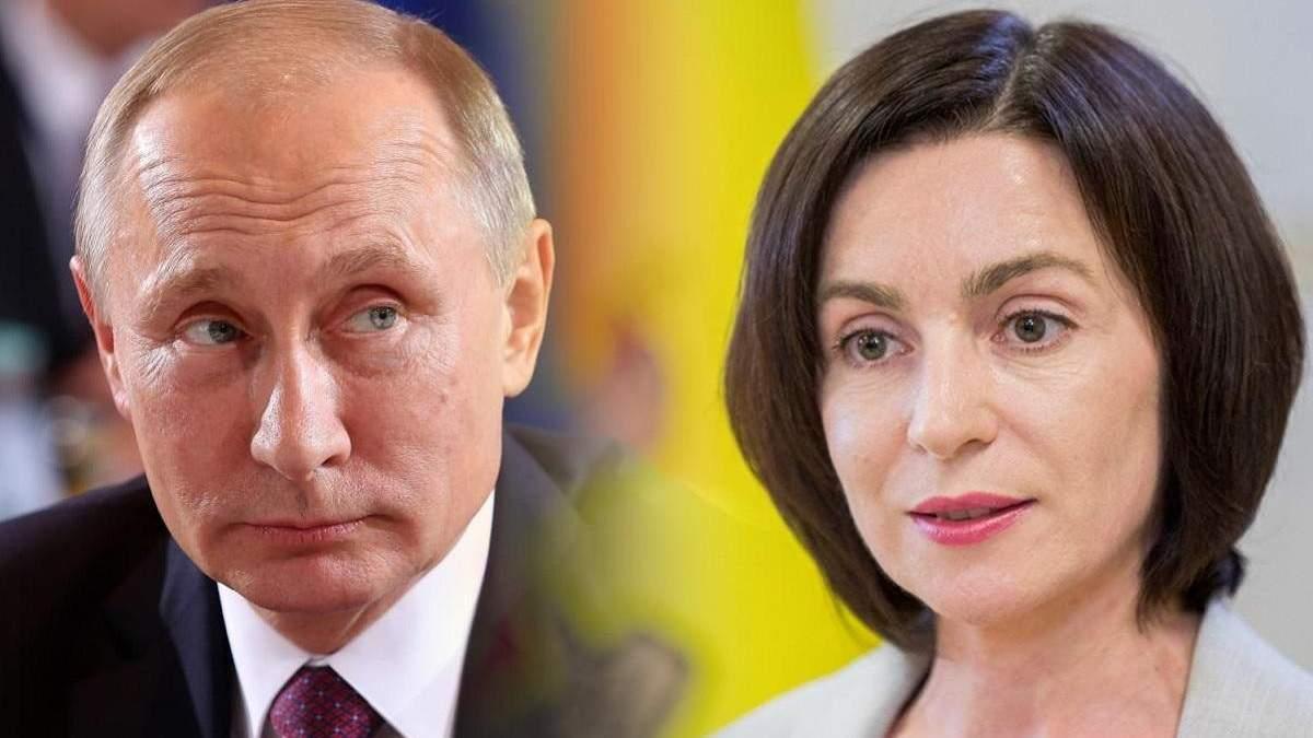 Росія має вивести свої війська з Молдови: реакція Кремля