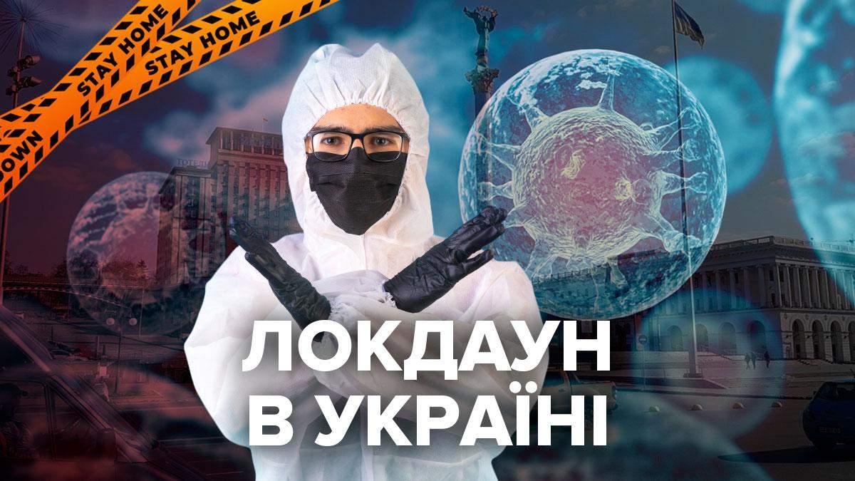 В Україні вводять локдаун: дата та терміни нових обмежень