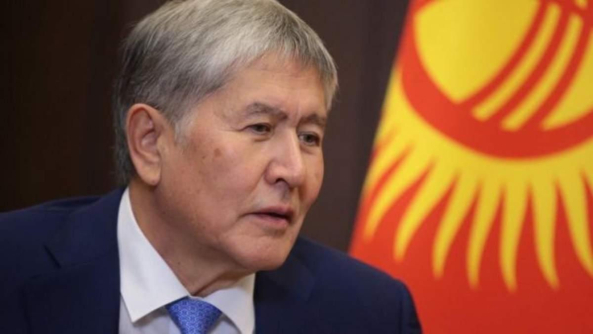 Алмазбеку Атамбаеву отменили приговор за коррупцию