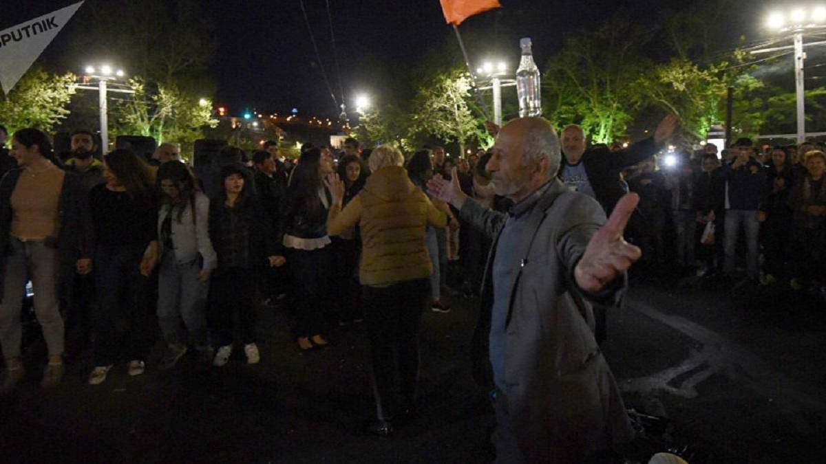 В Армении снова протесты: что происходит в Ереване 30 ноября