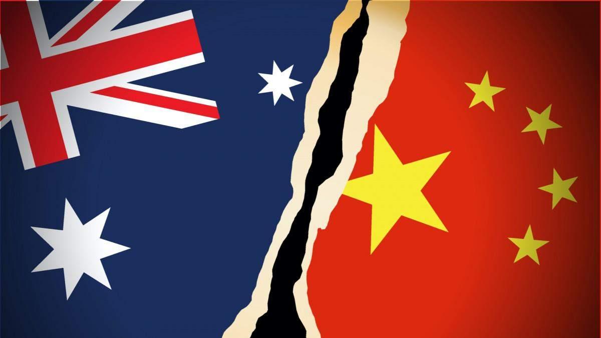 Китай и Австралия рассорились из-за твита: что известно о скандале