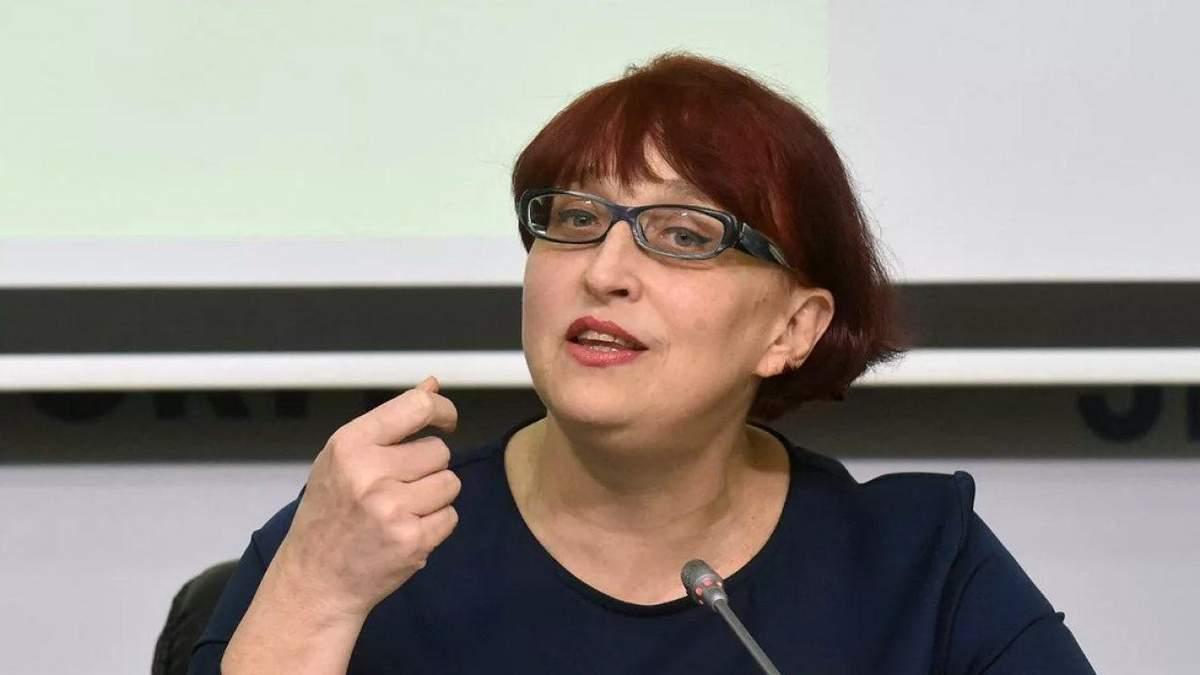 Галина Третьякова – депутатка та голова комітету з Третьякова хоче подивитися на ФОПа, який сплатив податків на 8 тисяч