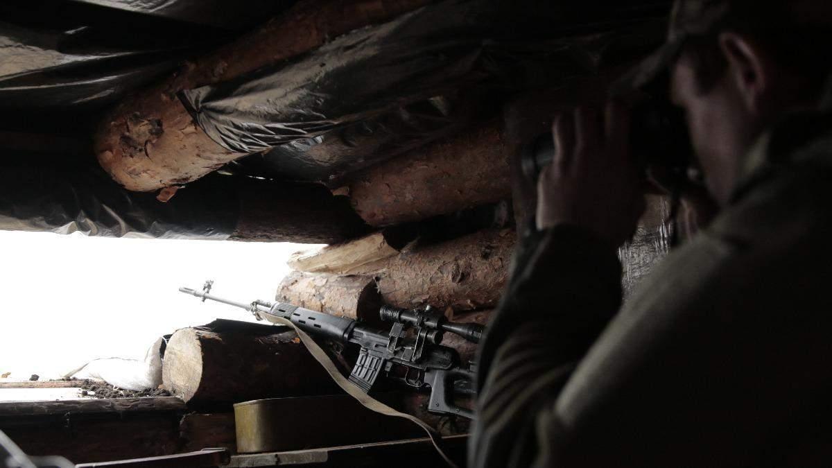 Доба на Донбасі: бойовики гатили з гранатометів та пускали безпілотник