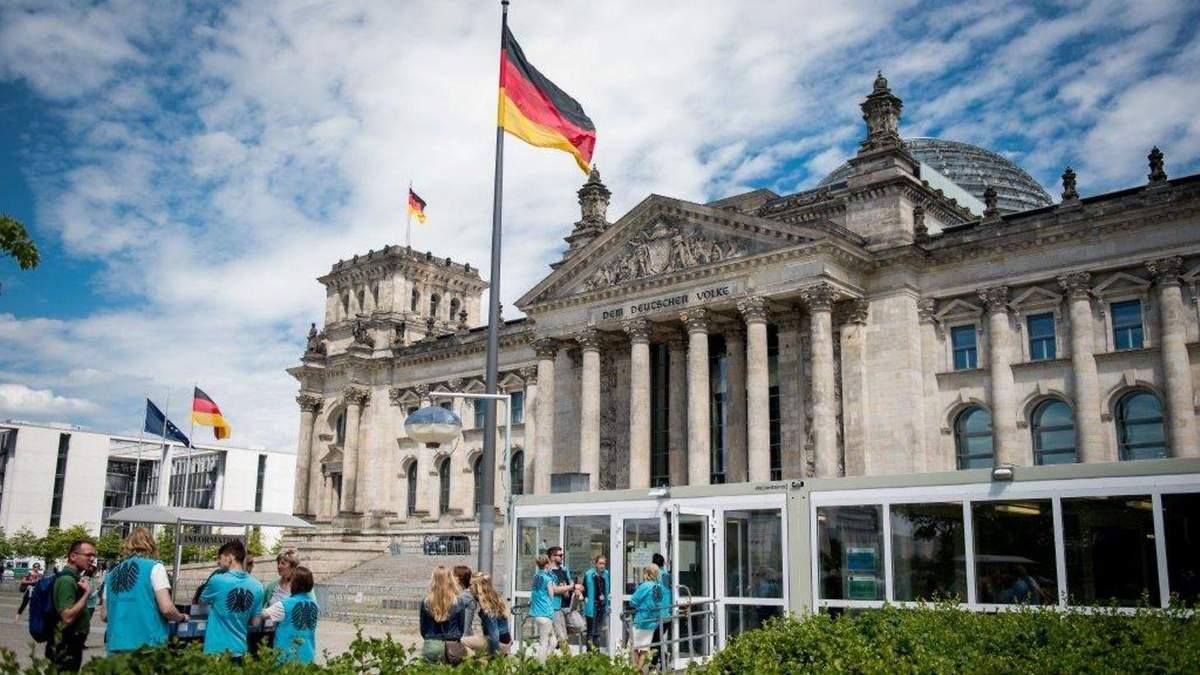 Бундестаг затягивает с принятием резолюции по Голодомору: критика МИД