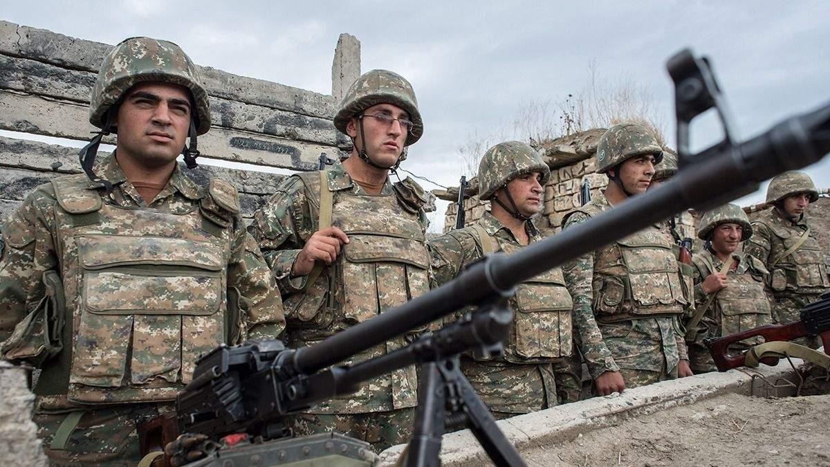 Соглашение о Карабахе Азербайджан вошел в Лачинский коридор: видео