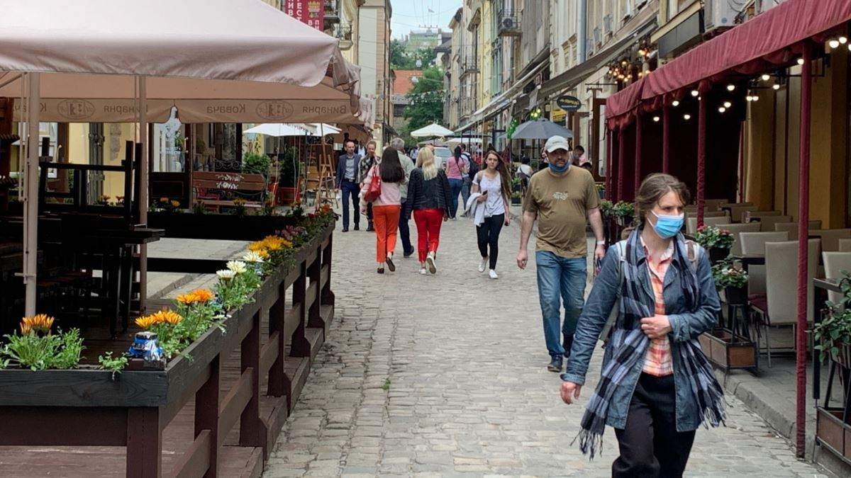 Готова ли туристическая галузь Львова к тотальному локдауну