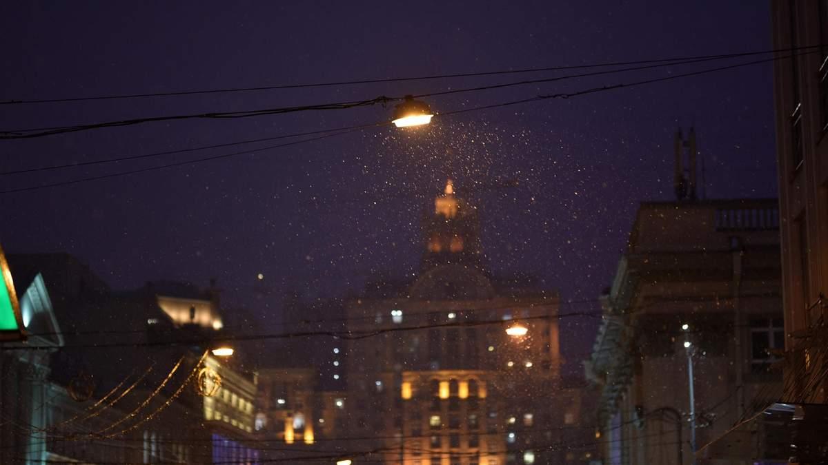 Мокрый снег и гололедица: где ждать непогоды 1-3 декабря