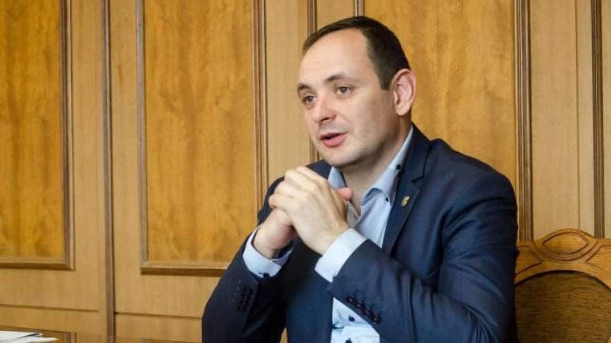 Локдаун добьет малый и средний бизнес, - мэр Ивано-Франковска