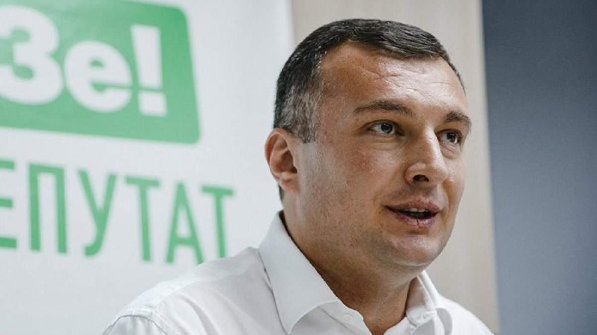 Нардепа Семінського спіймали за інтимним листуванням: фото