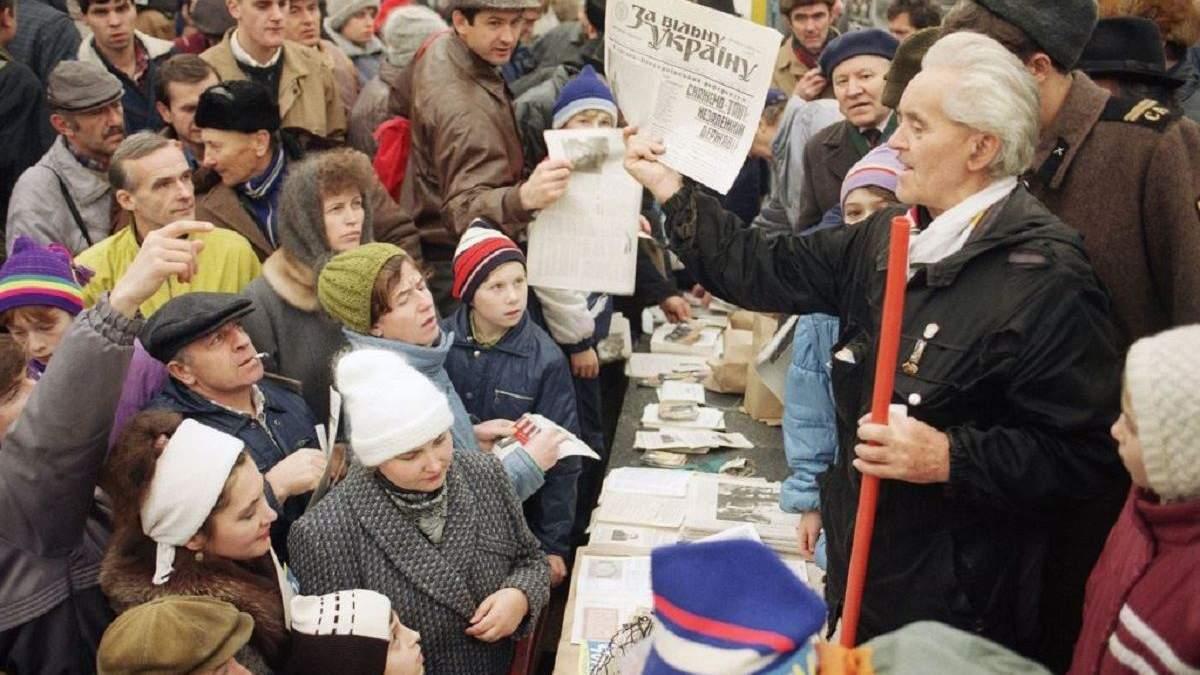 29-я годовщина проведения референдума за независимость: борьба продолжается