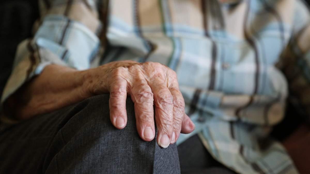 Допити літніх людей у РФ