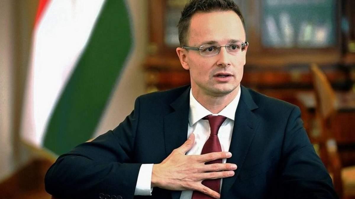 Глава МЗС Угорщини просить ОБСЄ направити місію на Закарпаття