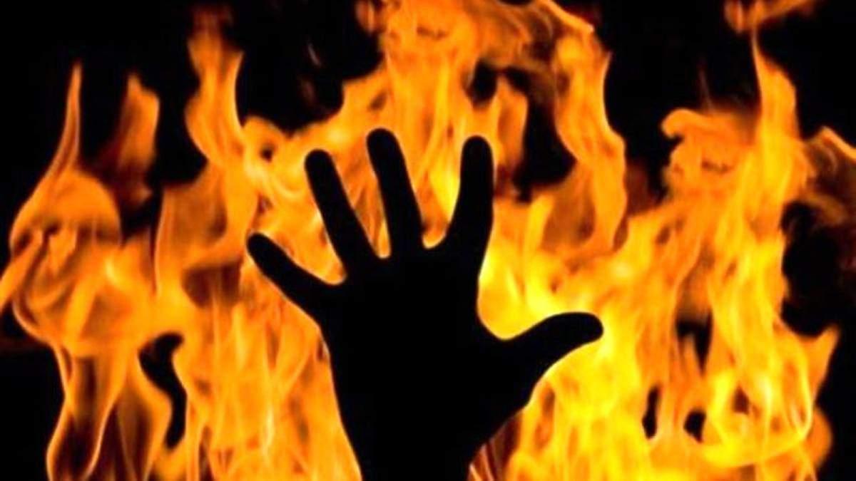 Ровесники підпалили школяра в Бердянську: хлопчик розповів, як усе відбувалося