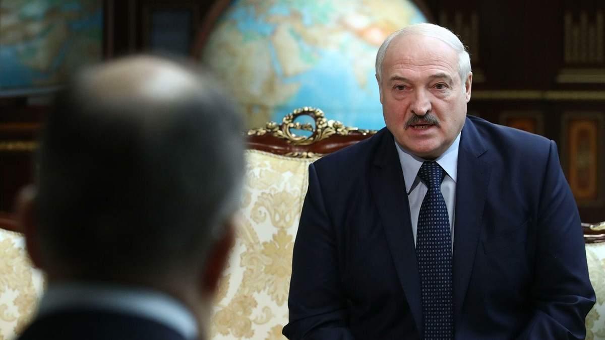 Лукашенко хотів присоромити Польщу і країни Балтії: скандальна заява